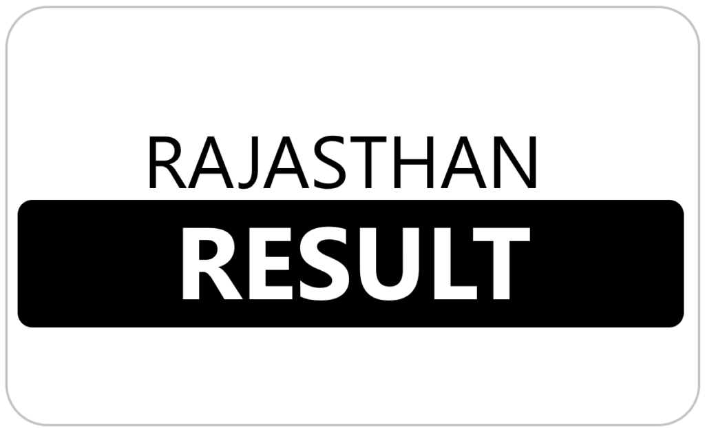 RBSE 8th Result 2021